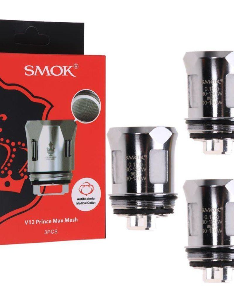 SmokTech SMOK V12 Max Mesh Coil 0.17 - 3 Pack