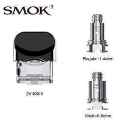 SmokTech Smok Nord Replacement Pod with 1.4ohm/0.6ohm Coils