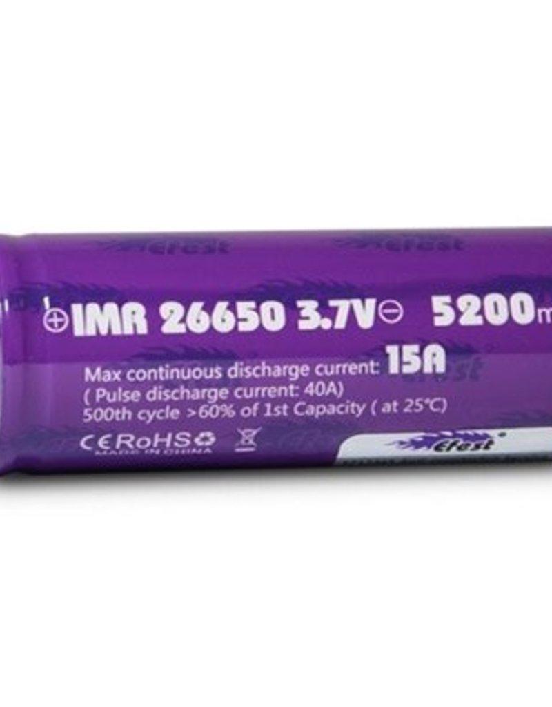 eFest eFest IMR 26650 Battery