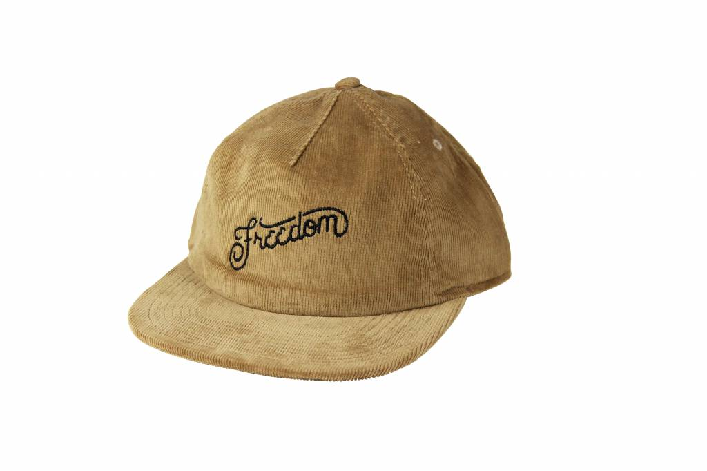 Freedom Boardshop HAT-FREEDOM SCRIPT STRAP
