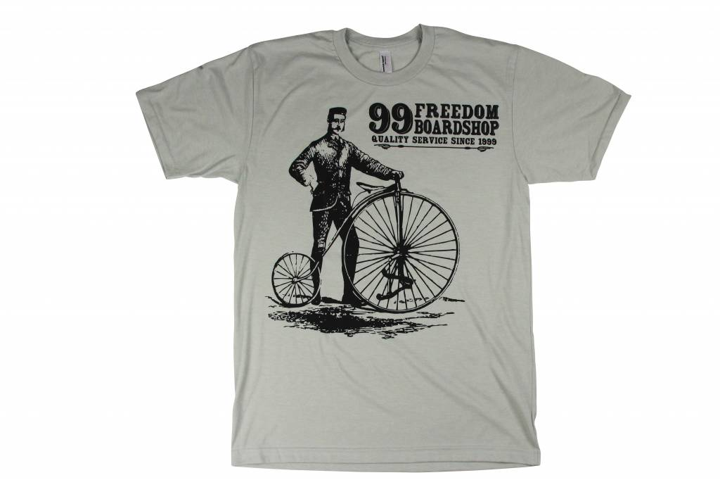 Freedom Boardshop TEE-FREEDOM VINTAGE BIKE