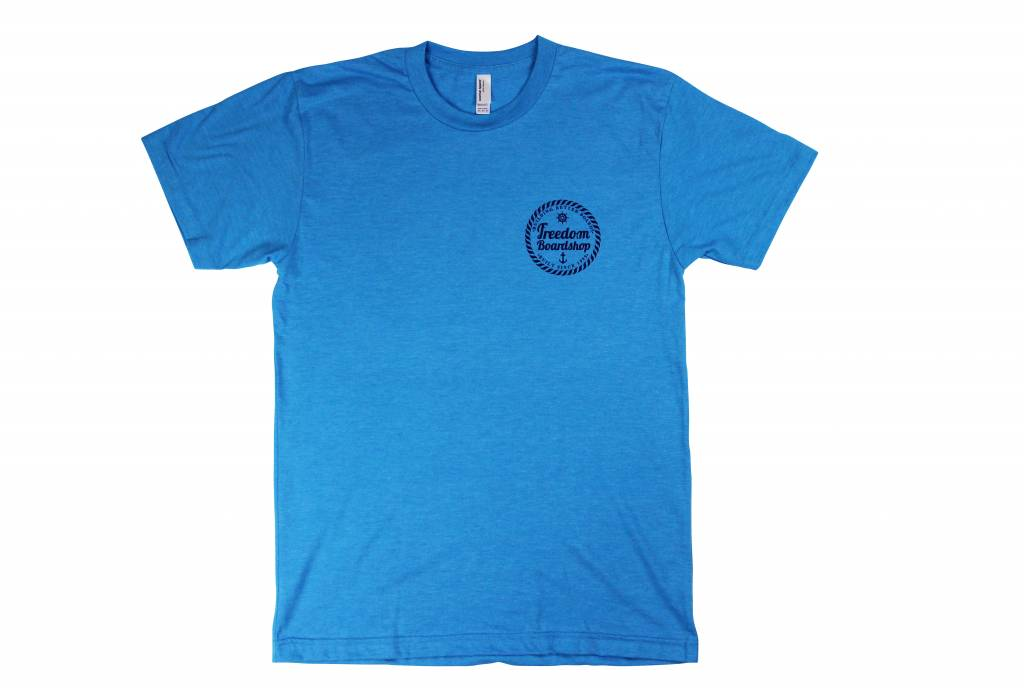 Freedom Boardshop TEE-FREEDOM SEA