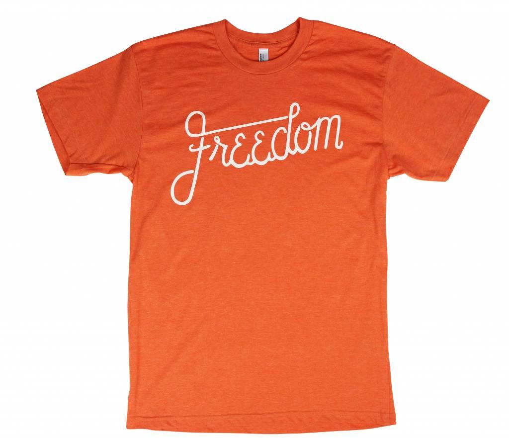 Freedom Boardshop TEE-FREEDOM SCRIPT