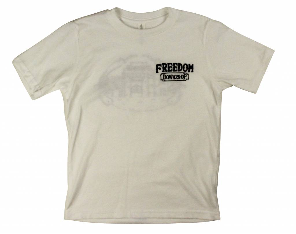 Freedom Boardshop TEE-FREEDOM KIDS OLD WEST