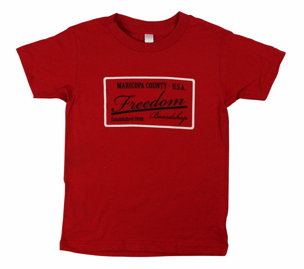 Freedom Boardshop TEE-FREEDOM KIDS MARICOPA