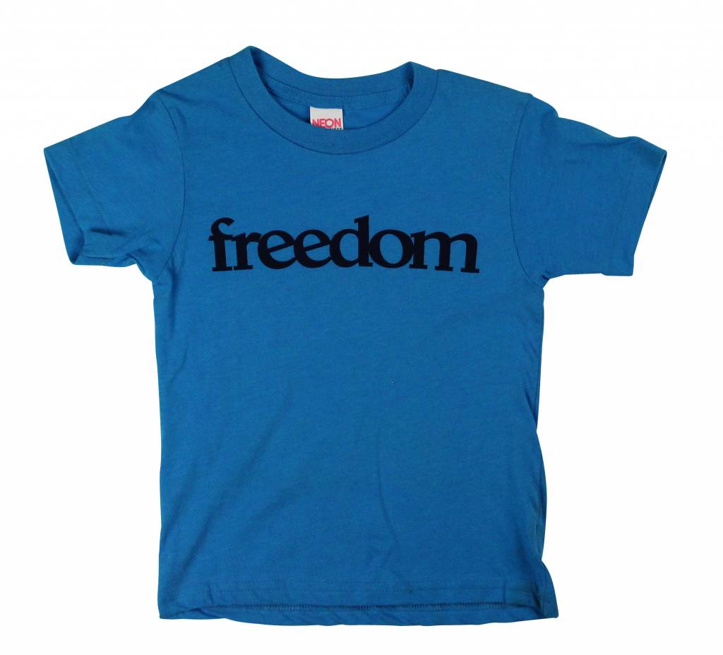 Freedom Boardshop TEE-FREEDOM KIDS OG