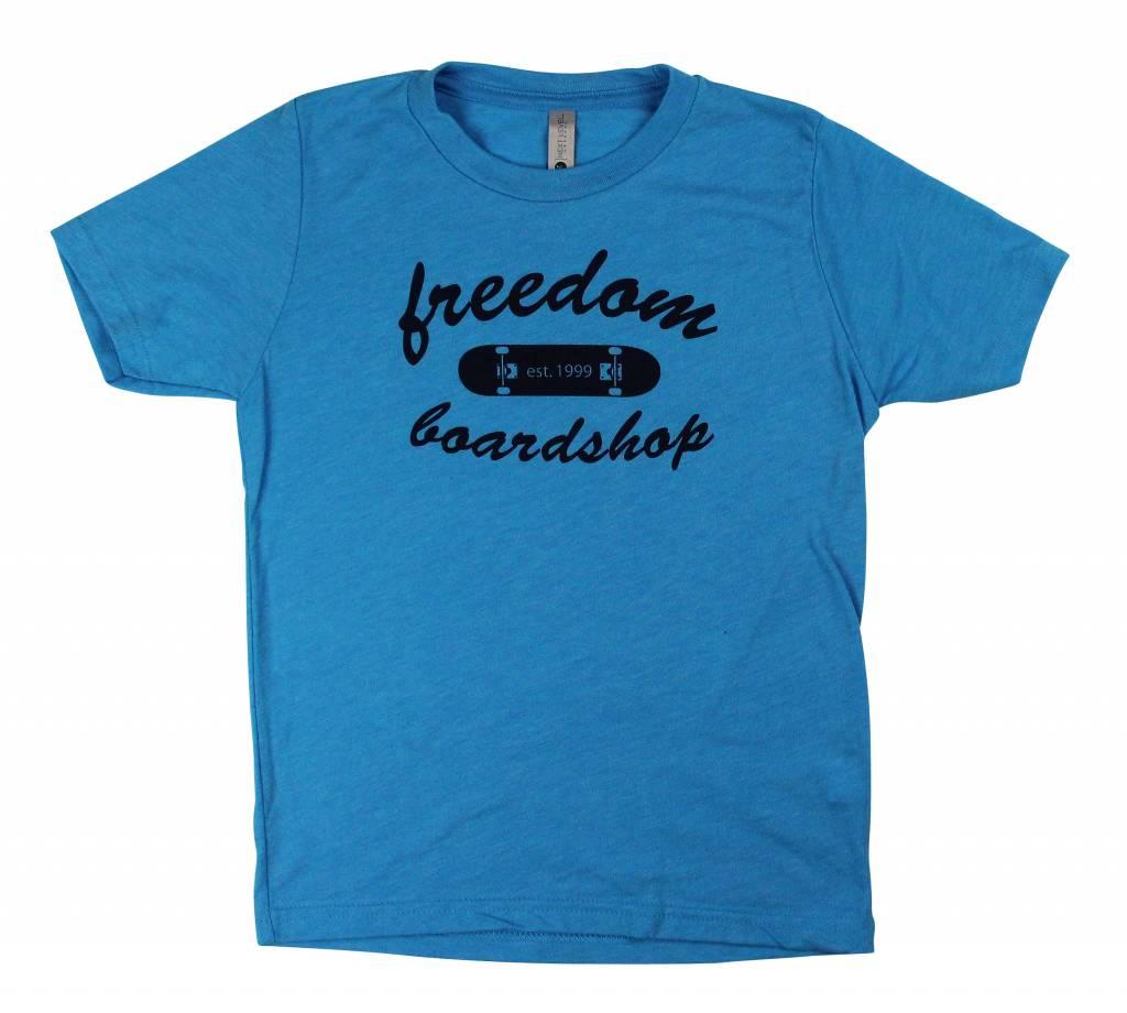 Freedom Boardshop TEE-FREEDOM KIDS SK8BOARD