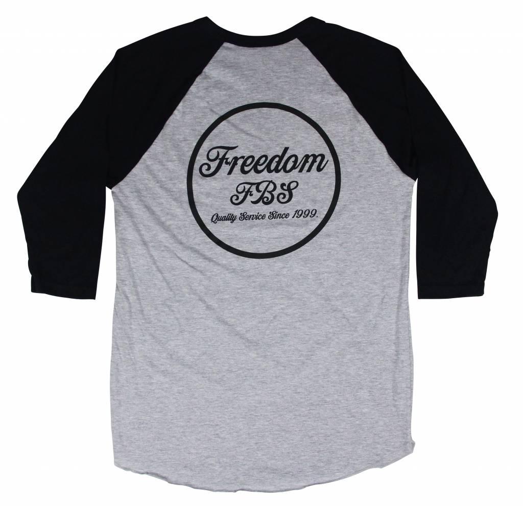 Freedom Boardshop TEE-FREEDOM CIRCLE 3/4