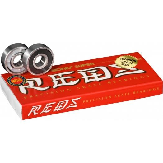 Bones BEARINGS-BONES SUPER REDS