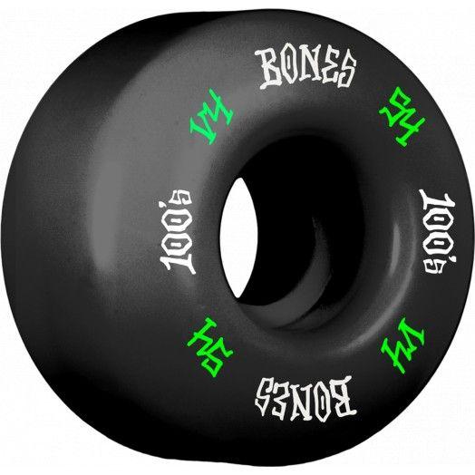 Bones WHEELS-BONES 100's V4