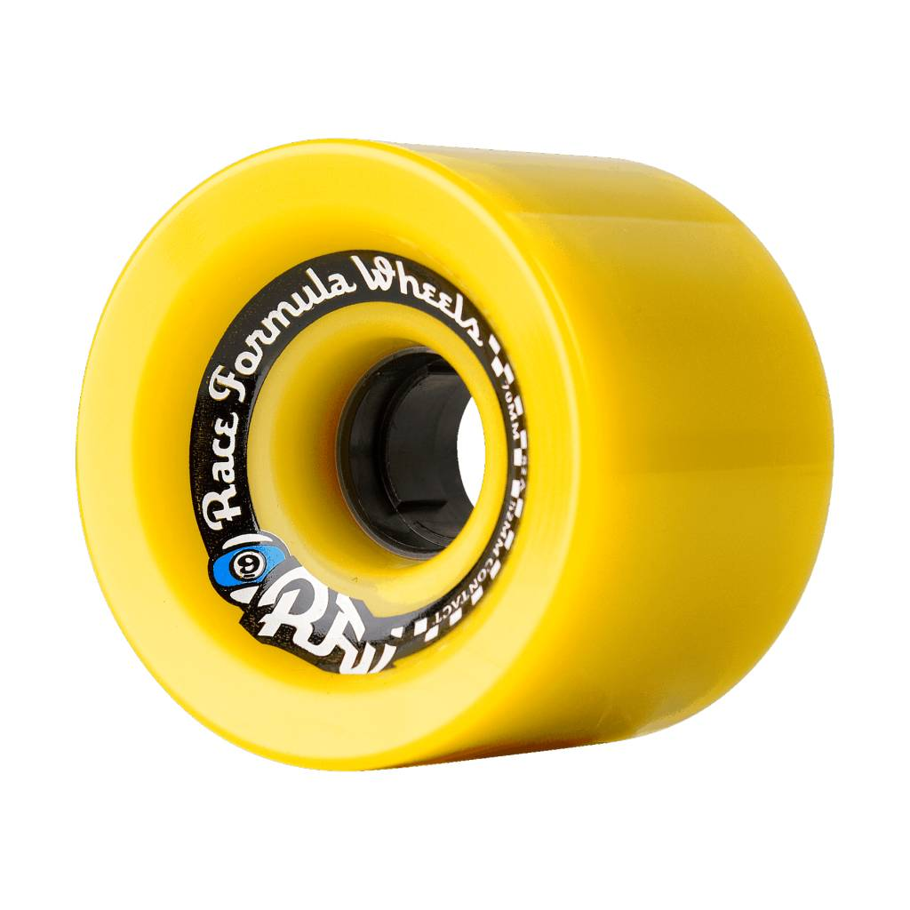 Sector 9 WHEELS-SECTOR 9 RACE FORMULA OFF-SET 70MM 78A YELLOW