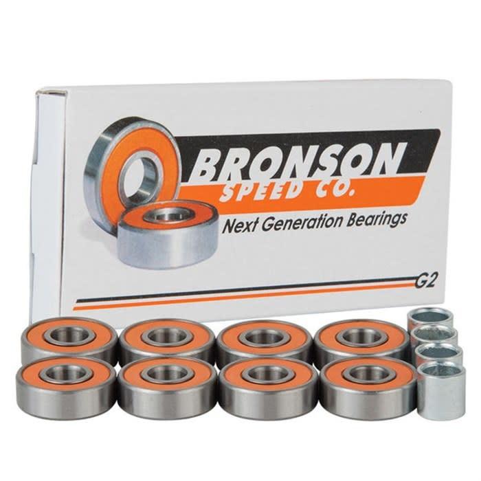 Bronson BEARINGS-BRONSON SPEED CO. G2