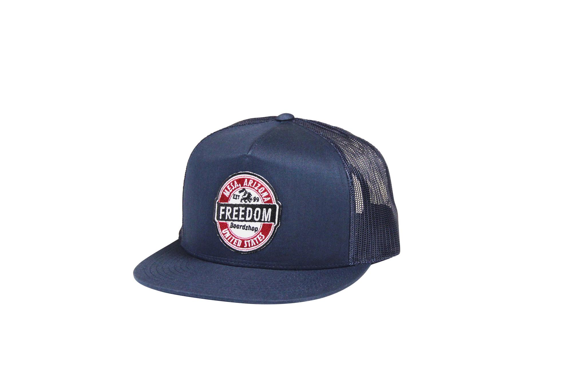 Freedom Boardshop HAT-FREEDOM CERVEZA TRUCKER