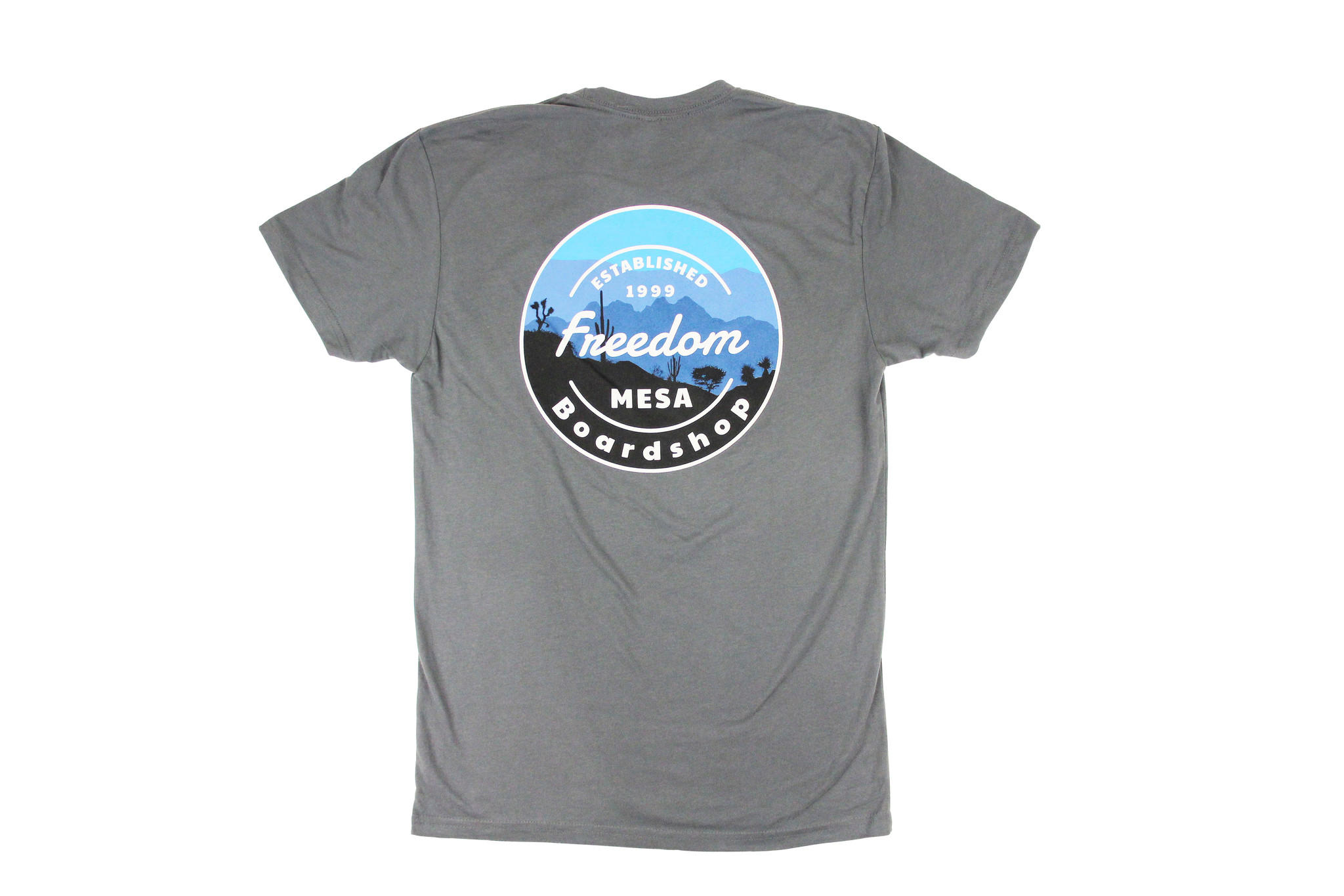Freedom Boardshop TEE-FREEDOM FOUR PEAKS