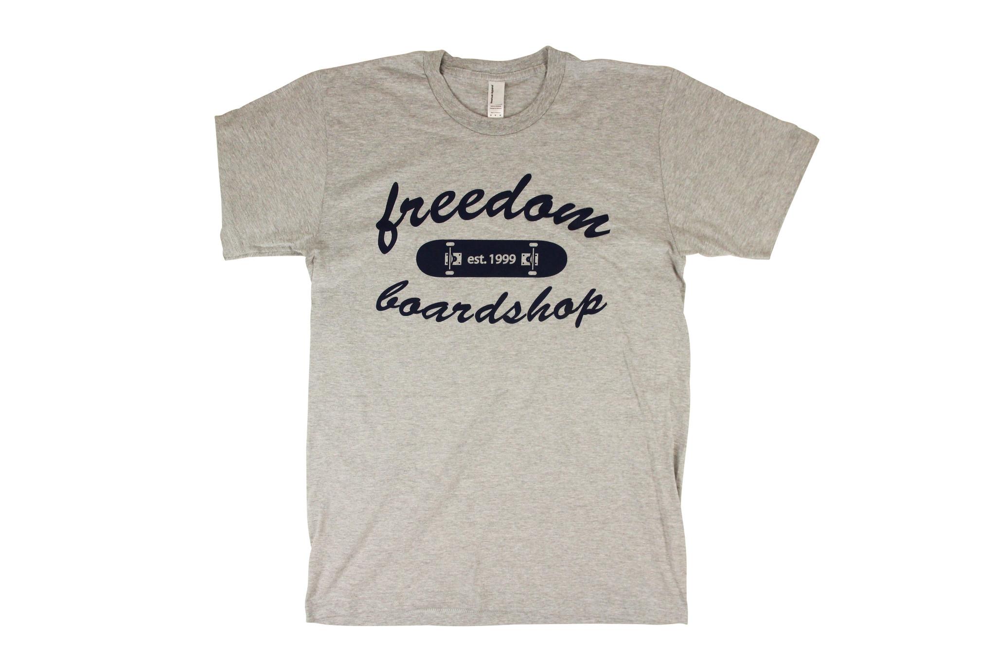 Freedom Boardshop TEE-FREEDOM SK8BOARD