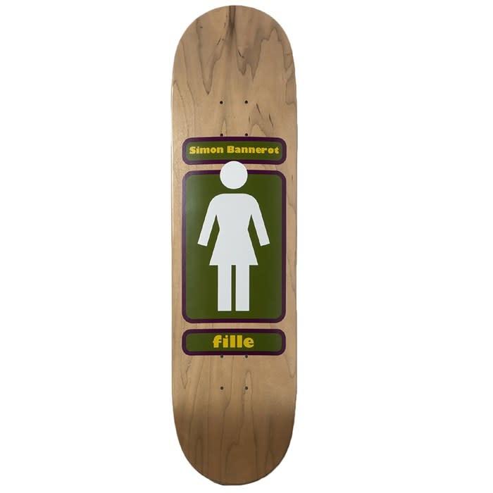 Girl DECK-GIRL 93 TIL BANNEROT (8.38)
