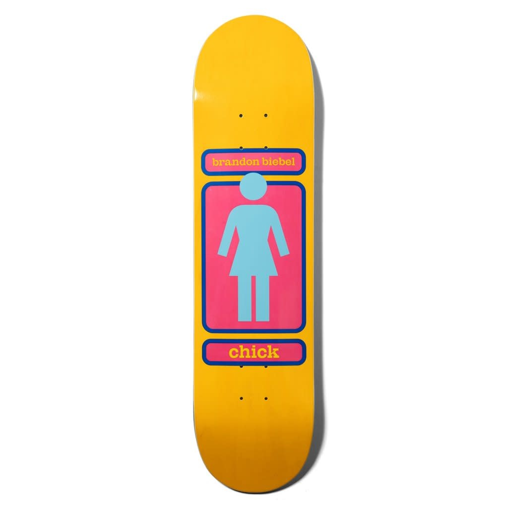 Girl DECK-GIRL 93 TIL BIEBEL (7.75)