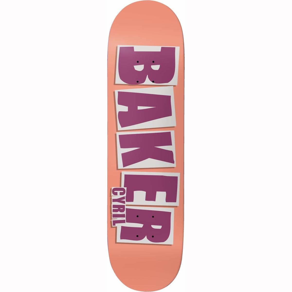 Baker DECK-BAKER BRAND NAME PEACH CYRIL (8.25)
