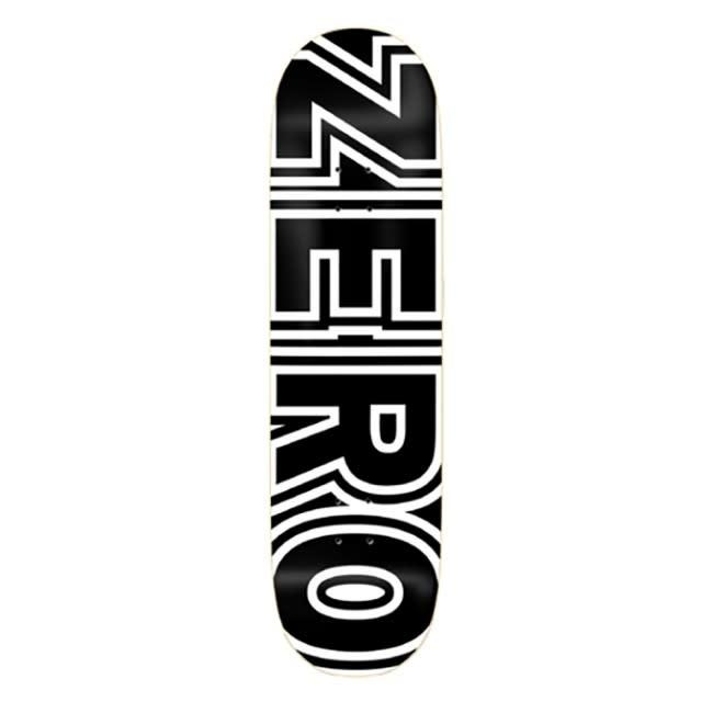 Zero DECK-ZERO BOLD (8)