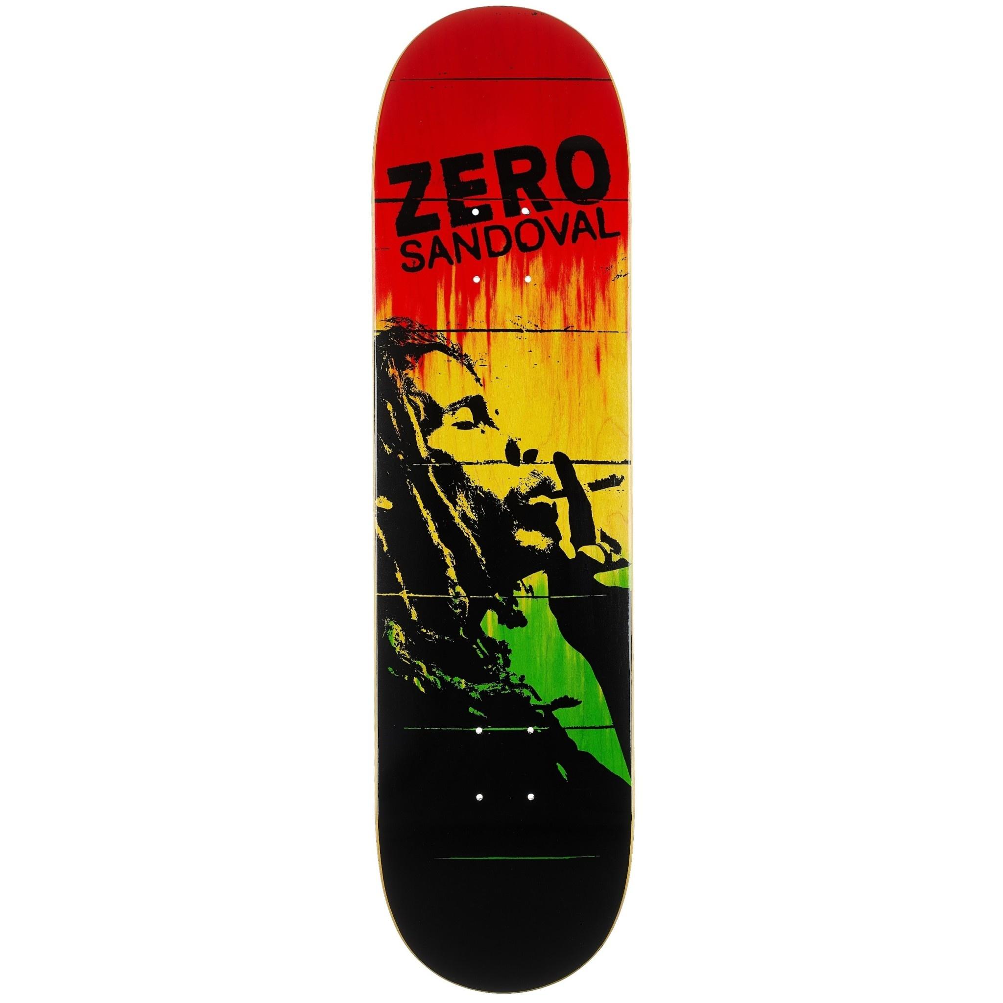 Zero DECK-ZERO BURNING SANDOVAL (8.25)