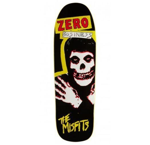 Zero DECK-ZERO BUSINESS SHAPED (9.5)