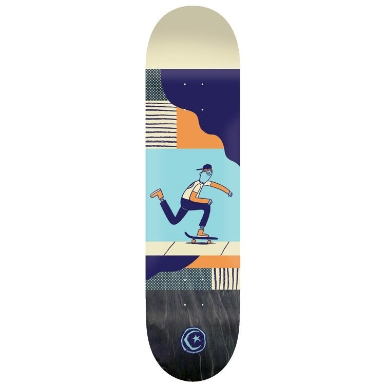 Foundation DECK-FOUNDATION PUSH BUBNIS (8)