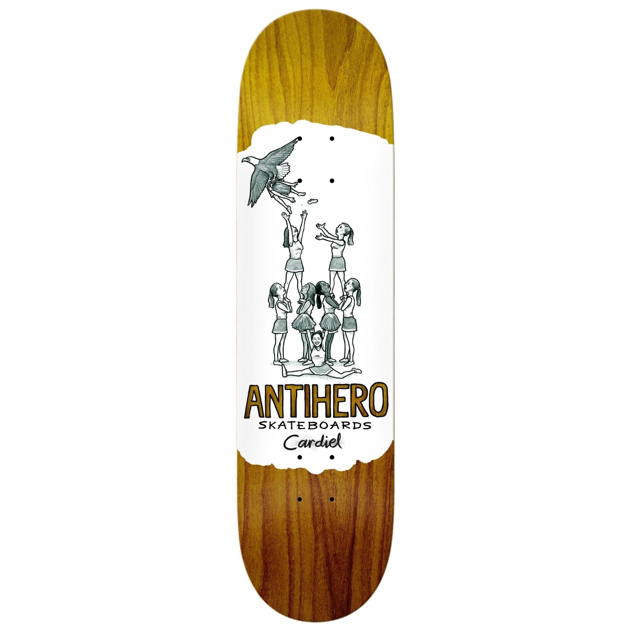 Anti Hero DECK-ANTIHERO OBLIVION CARDIEL (8.38)