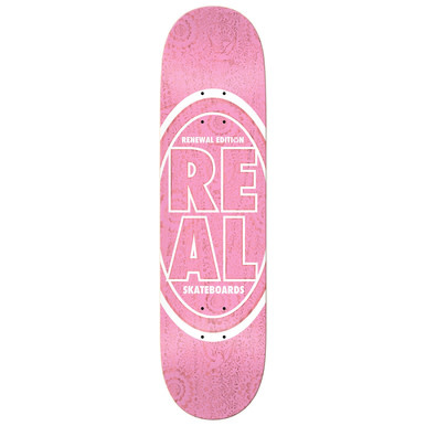 Real DECK-REAL STACKED OVAL FLORAL (8.06)