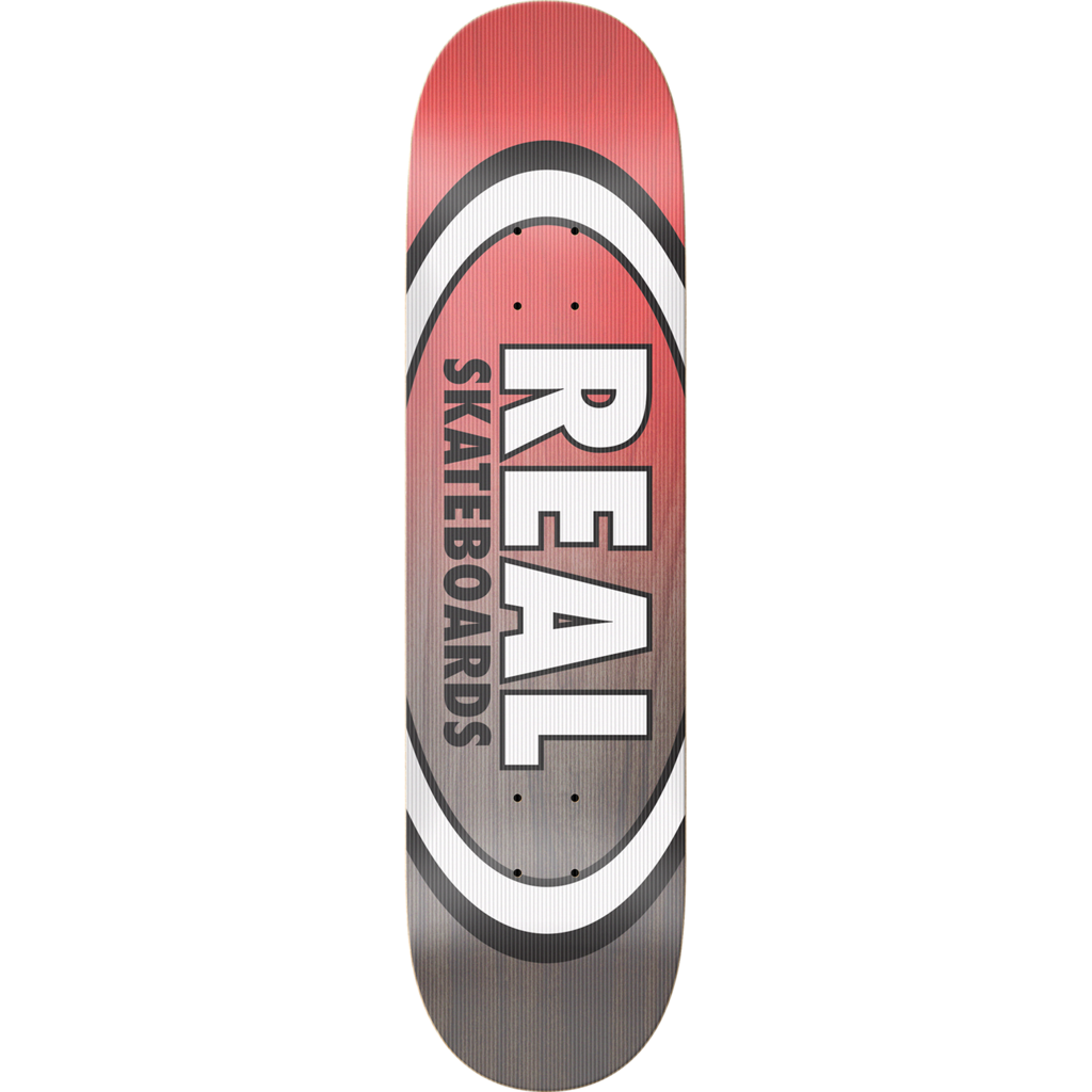 Real DECK-REAL SHINE ON OVAL (8.25)