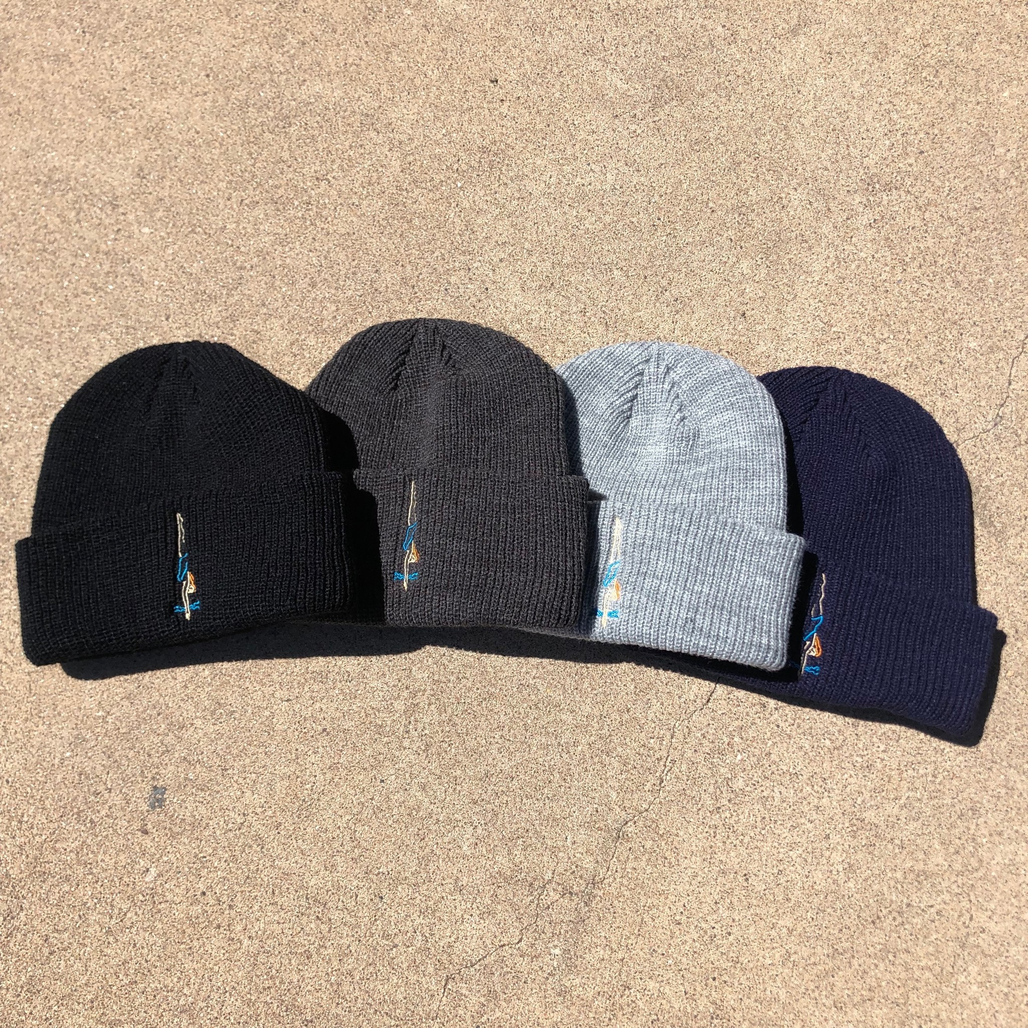 Freedom Boardshop BEANIE-FREEDOM CUFF DIVER