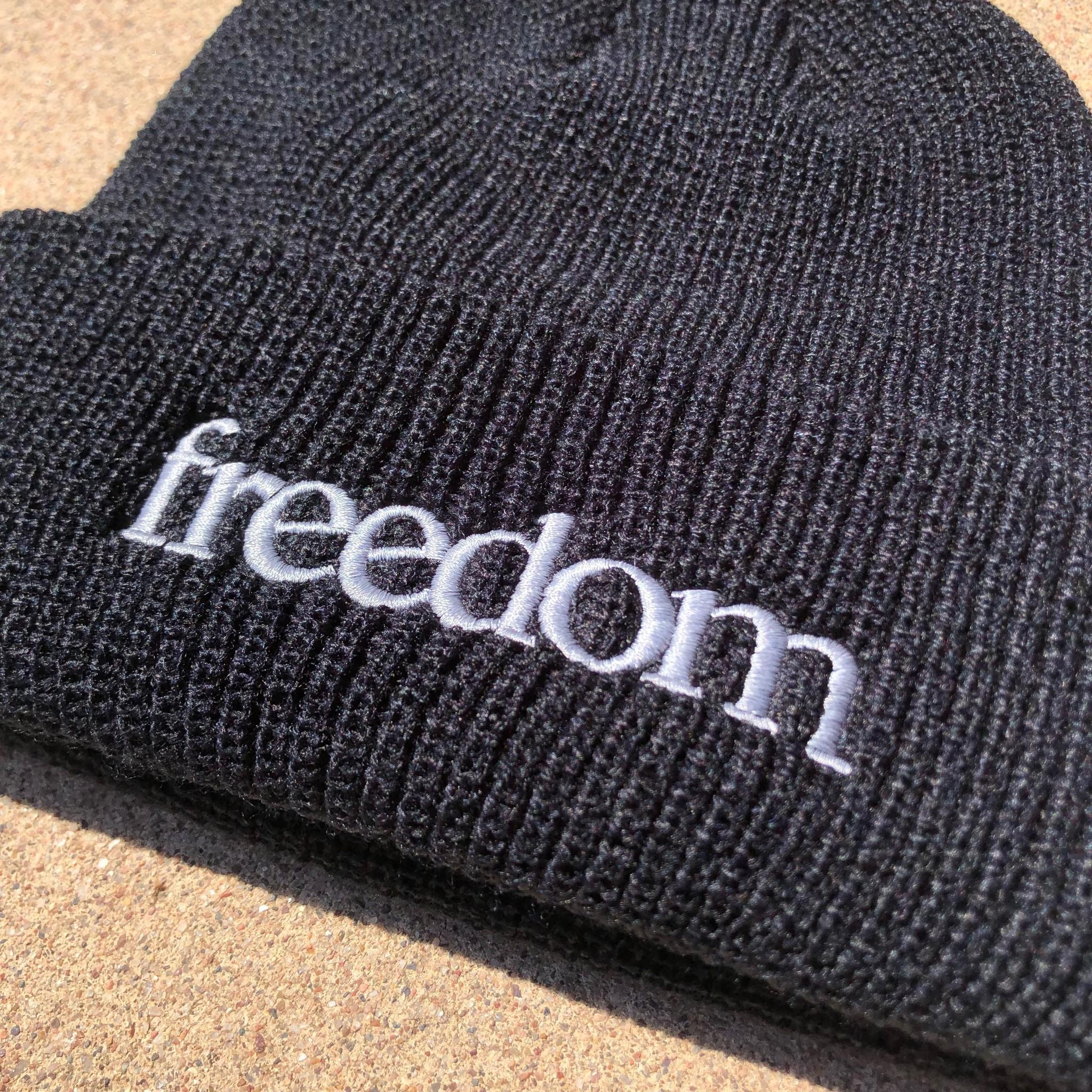 Freedom Boardshop BEANIE-FREEDOM CUFF OG