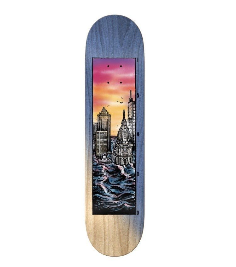 Real DECK-REAL FLOODED ISHOD (8.18)