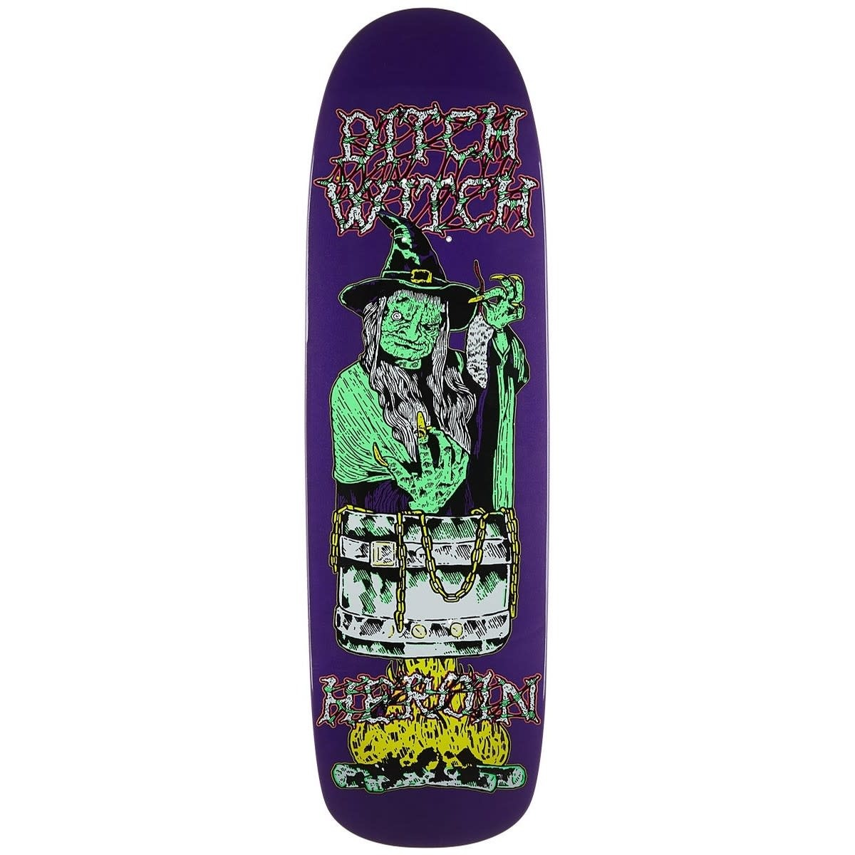 Heroin DECK-HEROIN DITCH WITCH 3 (8.88)
