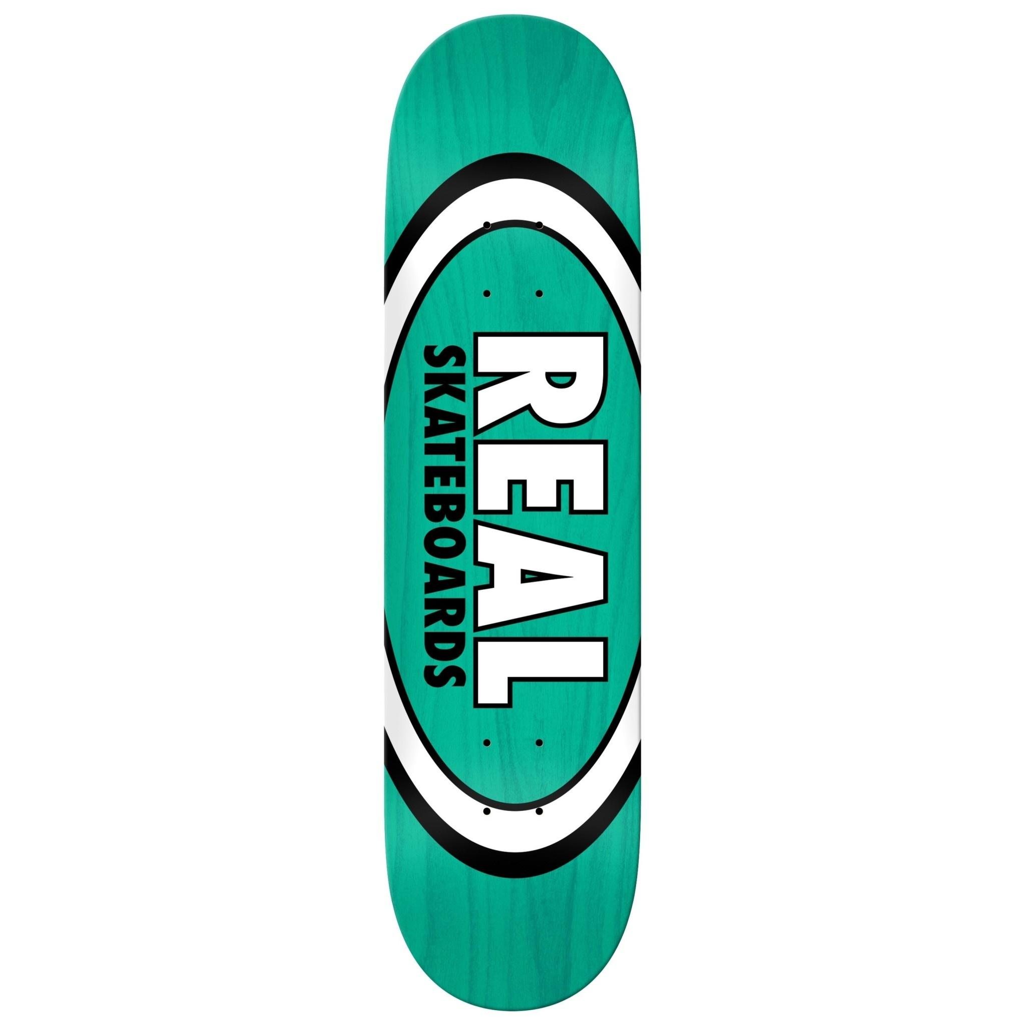 Real DECK-REAL OVERSPRAY OVAL (8.12)