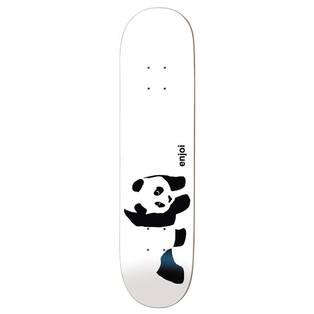 Enjoi DECK-ENJOI WHITEY PANDA LOGO (8.5)