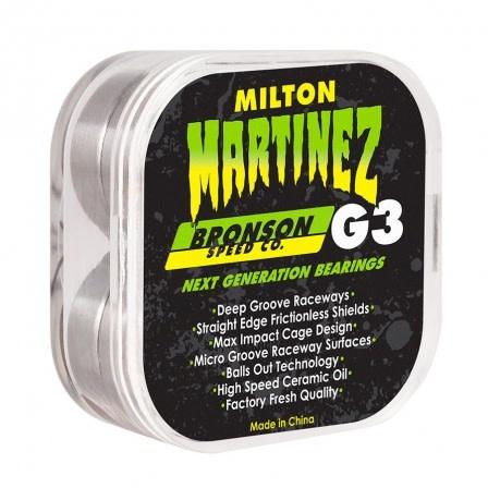 Bronson BEARINGS-BRONSON SPEED CO. G3 MILTON
