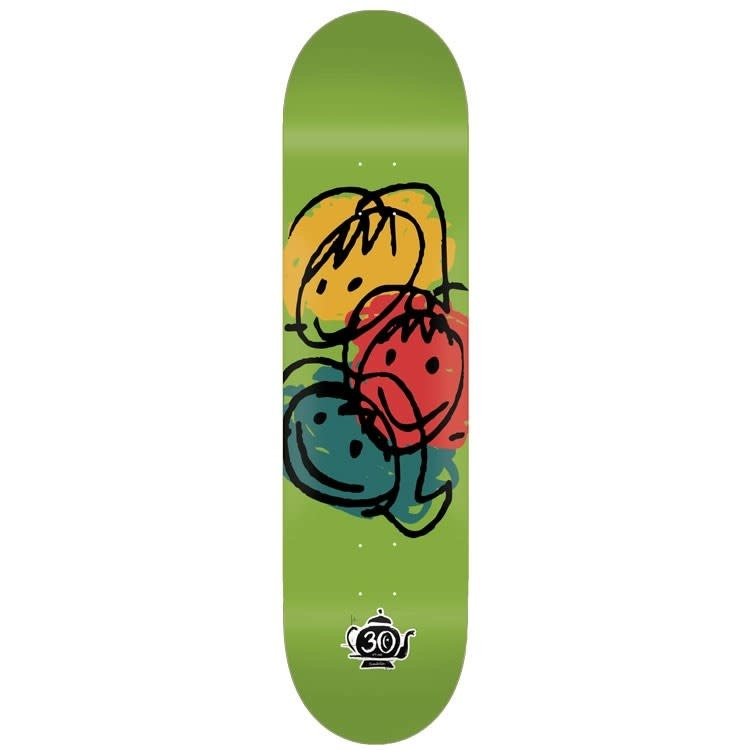 Foundation DECK-FOUNDATION FACES (8.25)