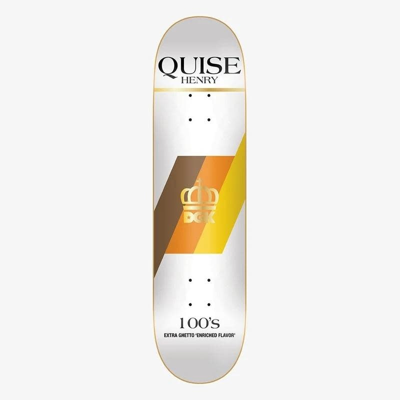DGK DECK-DGK ASHES TO ASHES QUISE (8.1)