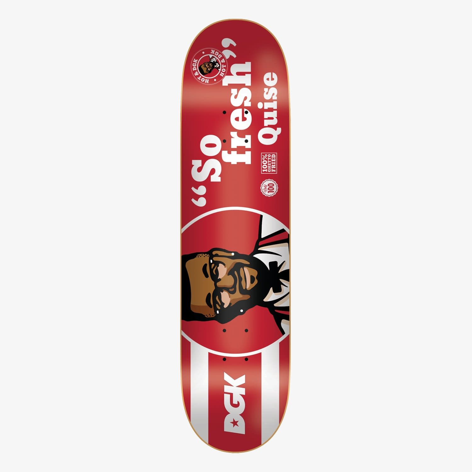 DGK DECK-DGK HUNGRY QUISE (8.1)