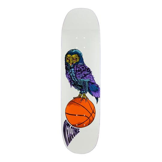 Welcome DECK-WELCOME HOOTER SHOOTER ON MOONTRIMMER 2.0 (8.5)