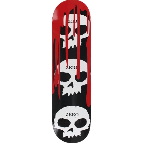 Zero DECK-ZERO 3 SKULL BLOOD (7.75)