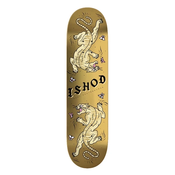 Real DECK-REAL CATSCRATCH ISHOD GOLD (8.25)