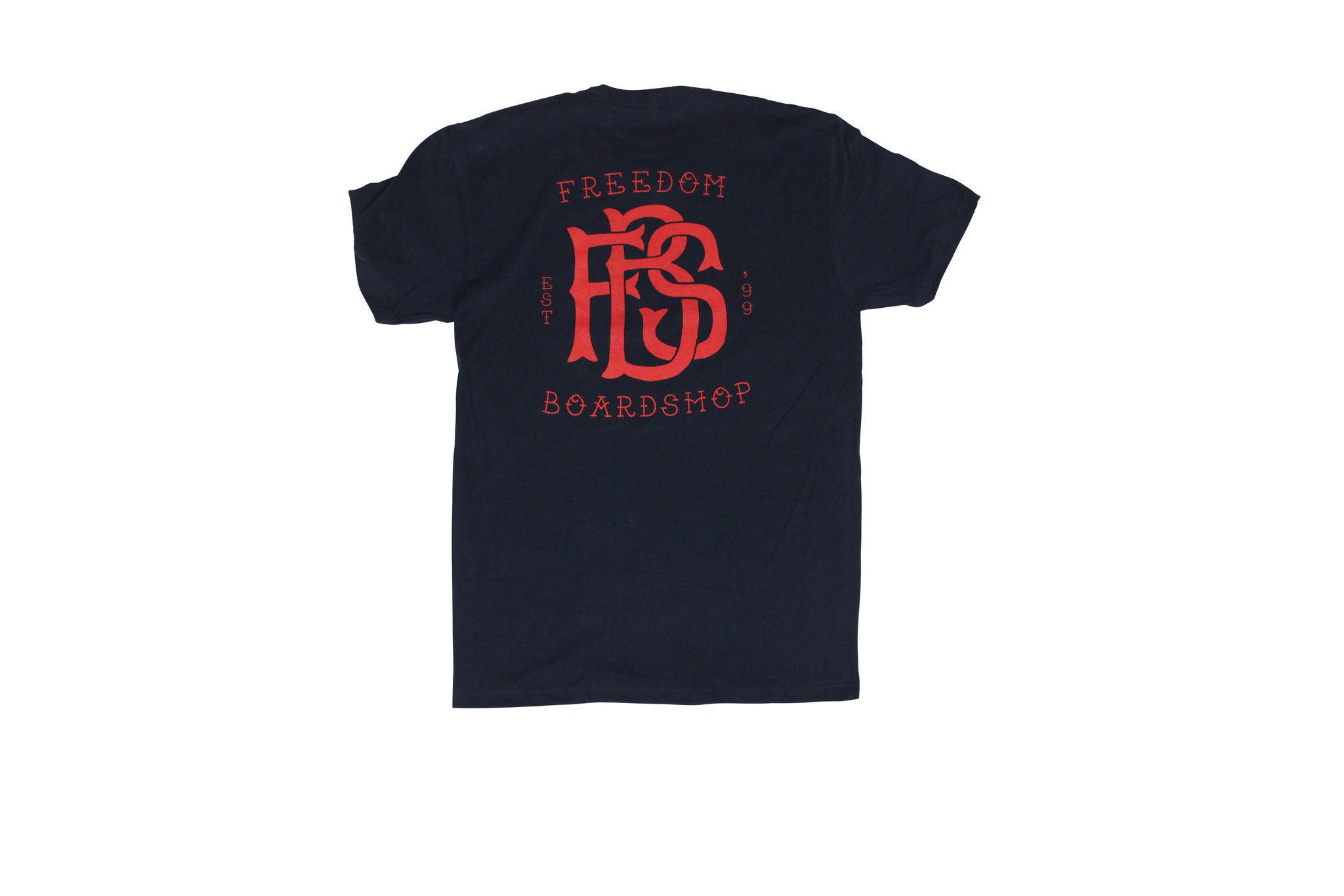 Freedom Boardshop TEE-FREEDOM MONOGRAM