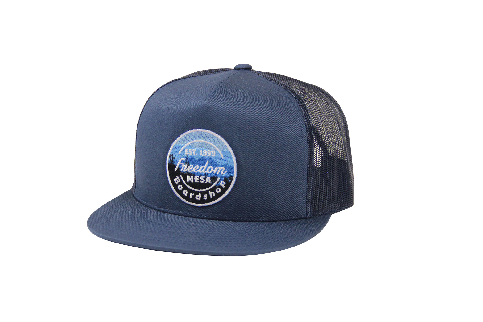 Freedom Boardshop HAT-FREEDOM FOUR PEAKS TRUCKER