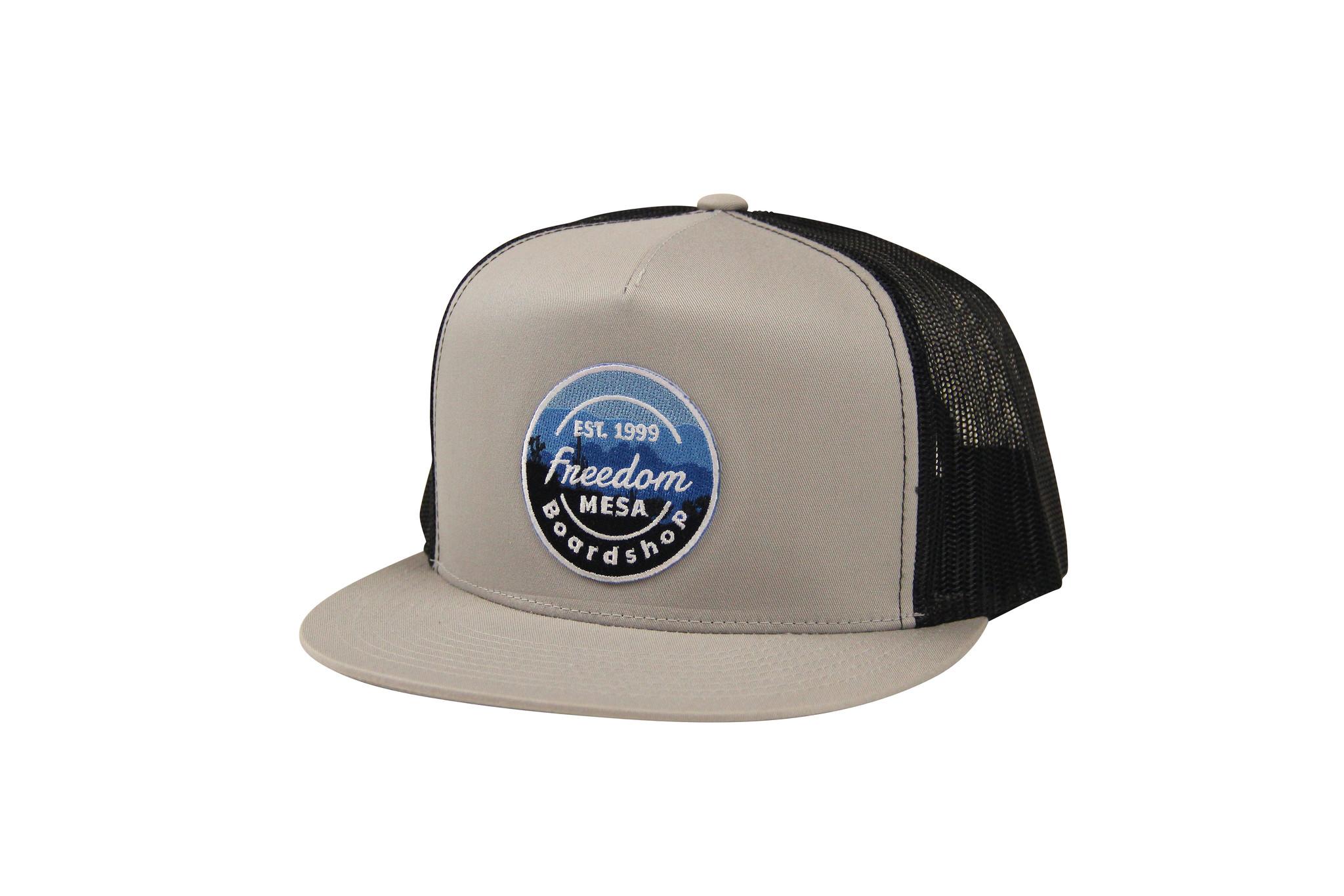 Freedom Boardshop HAT-FREEDOM FOUR PEAKS TRUCKER