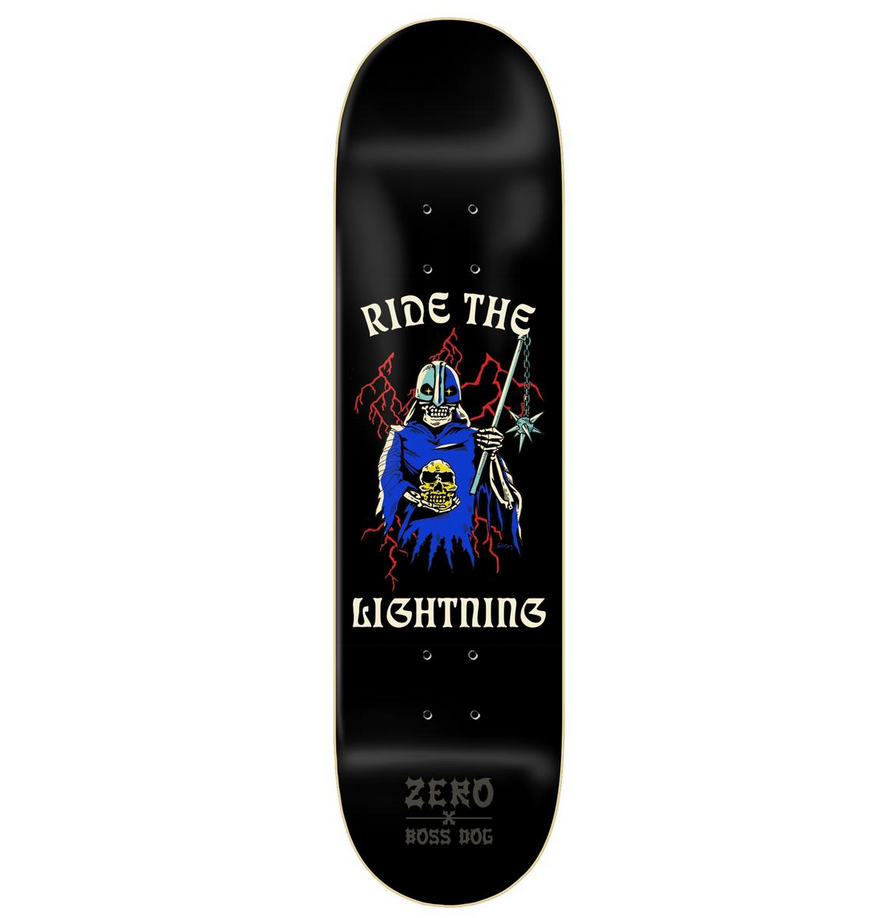 Zero DECK-ZERO RIDE THE LIGHTNING BURMAN (8)