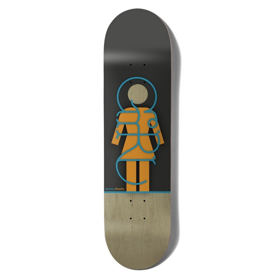 Girl DECK-GIRL OG LINER BROPHY (8.5)