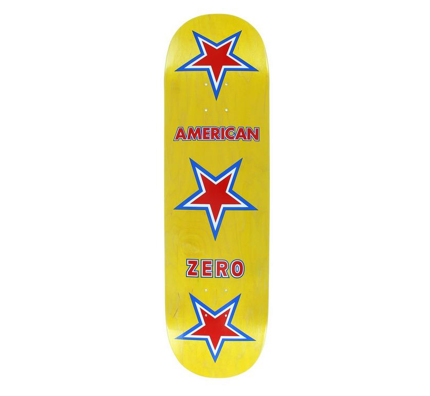 Zero DECK-ZERO AMERICAN ZERO (8.6)