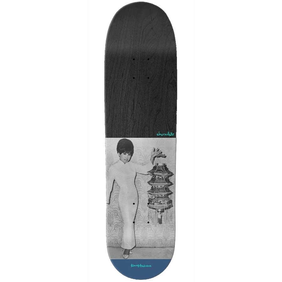 Chocolate DECK-CHOCOLATE MOTHER ONE OFF SKIDUL ANDERSON (8.1)