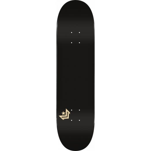Mini Logo DECK-MINI LOGO BLACK (8.5)